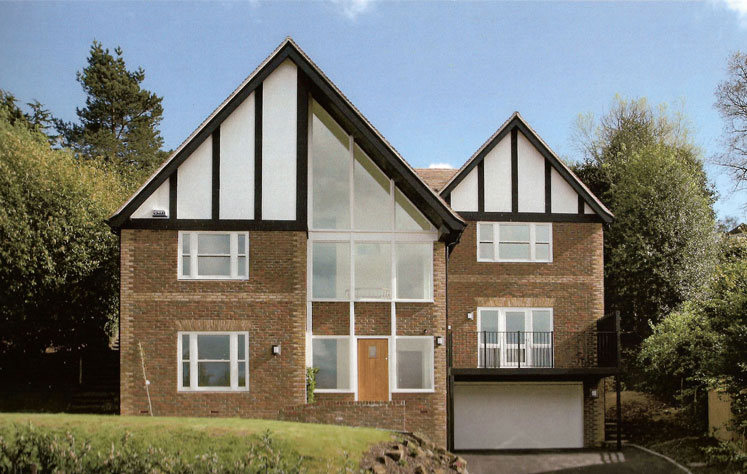 Architects Our Work Large Seven Bedroom House In Tunbridge Wells